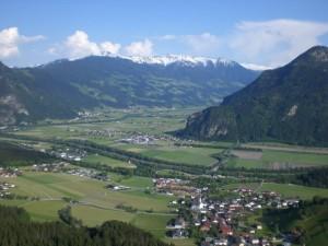 Poserkurve an Achensee