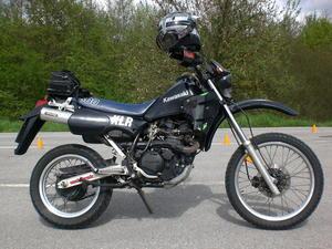 KLR 600 A E-Starter