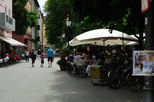 Unmut zum Cafe Muenchner Freiheit...