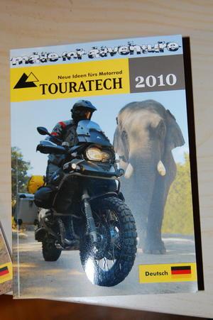 Touratech Katalog 2010...