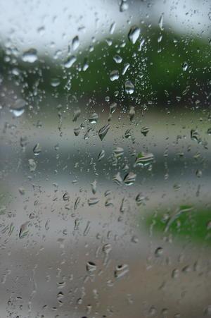 oh rainy day...