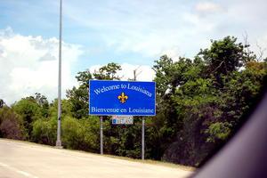 Louisiana...