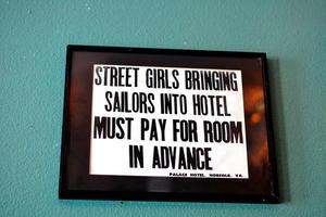 Bourbon Street...