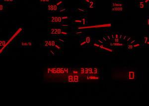 8,8 l / 100 km...