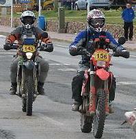 Tuareg Rallye Tag 8 30.03.2009…