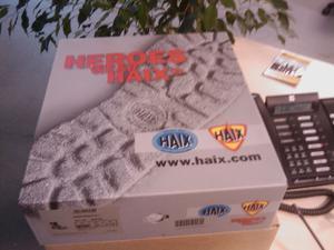 HAIX und die Gewährleistung...