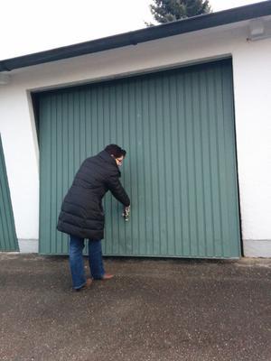 Garage wechsel Dich...