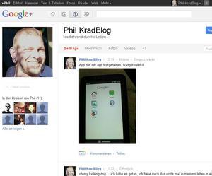 Google+...