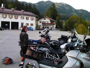 ADV Rider stranded in Munich...
