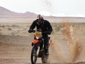 Tuareg Rallye Tag 6 28.03.2009…